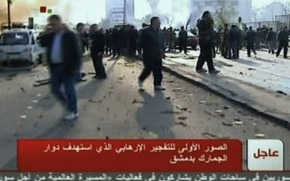 Damascus attacks 17.3.2012
