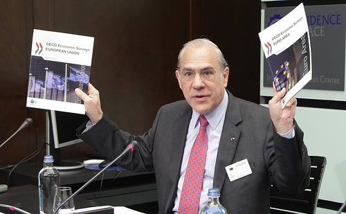 OECD Gurria - source European Commission