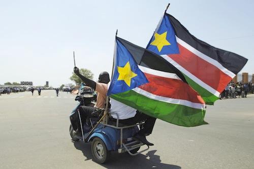 President Bashir's South Sudan farewell visit before referendum