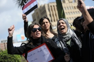 egyptian-women-protester