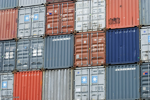 Containers - steve gibson-FlickR