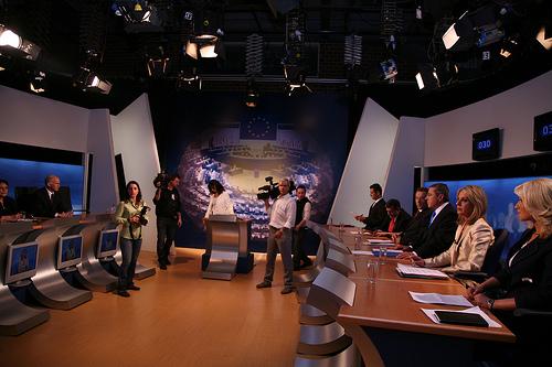 Debate - source PASOK FlickR