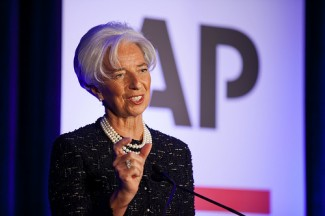 IMF Lagarde - source IMF
