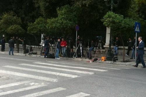 Media in GR - source AlYunaniya