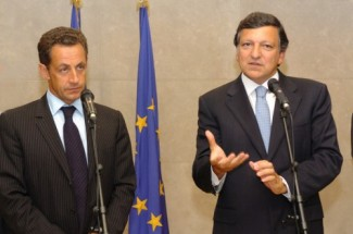 Sarkozy-Barroso - source EU