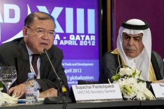 UNCTAD chief Doha - source UN