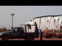 Oil pours from Sudan's damaged pipeline