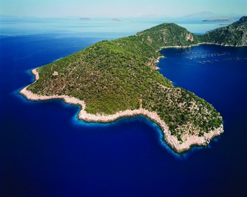 oxia island