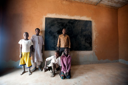UNAMID opens 10 new classrooms in Abu Shouk IDP camp
