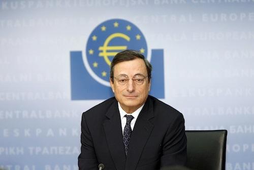Draghi Mario ECB president - source ECB