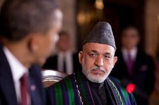 KARZAI obama whitehouse