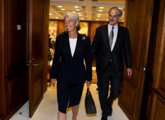 Legarde IMF