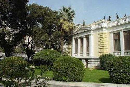 Presidential Mansion - source Hellenic Presidency