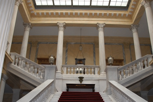 Presidential palace - Hellenic Presidency