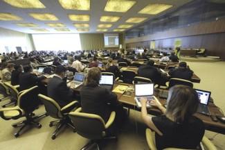 WSIS Forum Geneva - source ITU