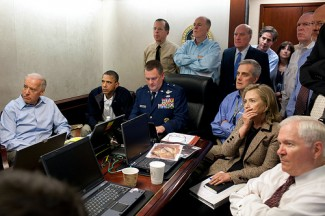 White House - bin Laden mission - source White House