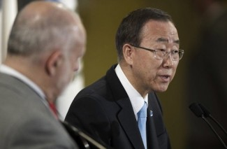 Ban Ki-moon - source UN