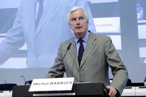 Barnier Michel - source EU
