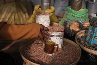 Food sale Zimbabwe - source UN