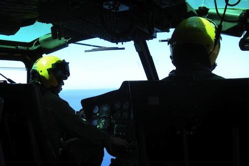 Frontex patrol - source FRONTEX