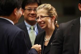 Inger Andersen - source World Bank