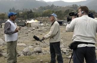 Journalists Pakistan - source UN