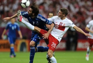 Poland-Greece - source UEFA