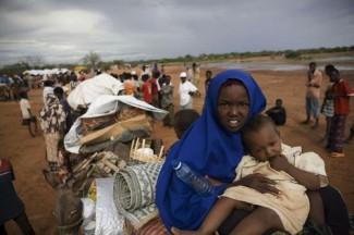 Refugees - source UN