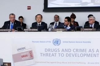 UNODC - source UN