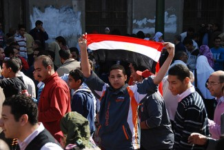 Young people Egypt - source World bank