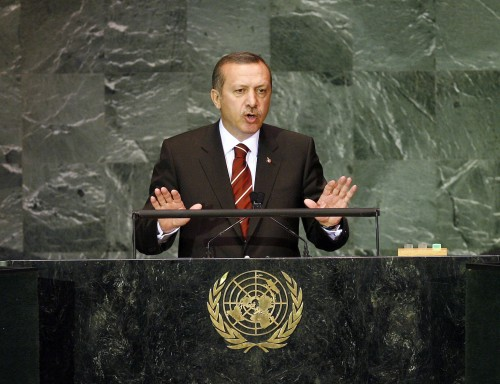 Prime Minister of Turkey Addresses General Assembly