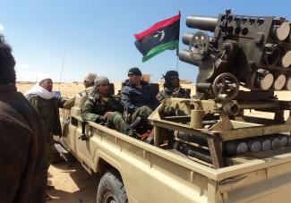 libya revolution mohamed benghuzzi