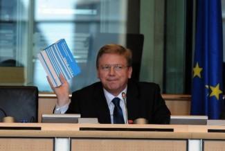 Štefan Füle - source EU
