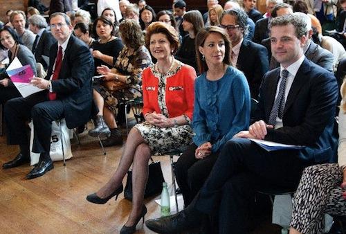 Androulla Vassiliou Erasmus - source EU