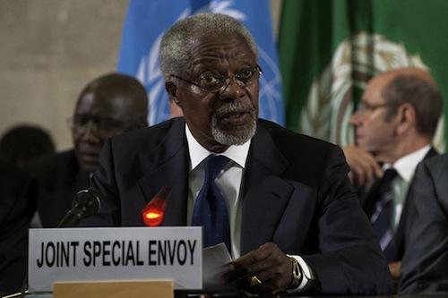 Annan Iran - source UN
