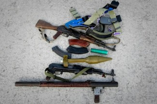 Arms trade - source UN