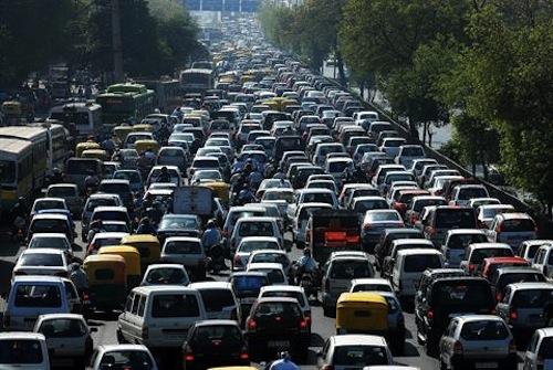 Beirut traffic - source Yasa.org