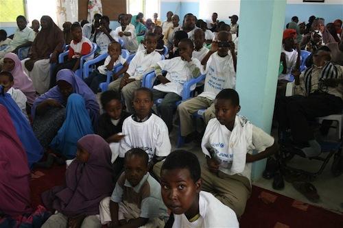 Children Somalia - source UN