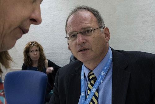 Iraq Special Rapporteur Heynes  - source UN