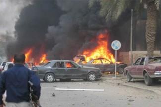 Iraq attacks - source IRIN