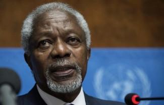 Kofi Annan - source UN