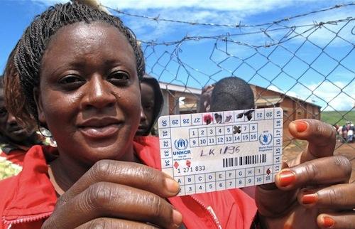Malawi - food ratio - source UN