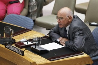 Martin Ian Special envoy Libya - source UN