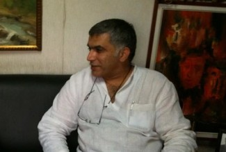 Nabeel Rajab - source Fb