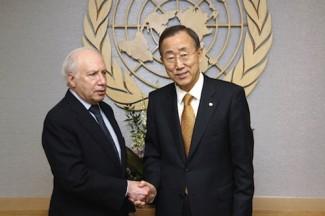 Nimetz Ban - source UN