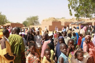 Refugees Mali - source UN
