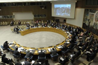 Security Council - source UN