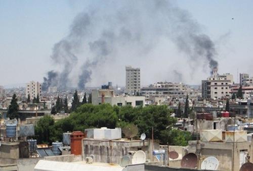 Syria Homs - source UN Photo David Manyua