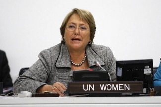 UN Women - bachelet - source UN
