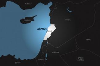 2011_Lebanon_map
